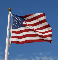 2'x 3' US American Nylon Flag